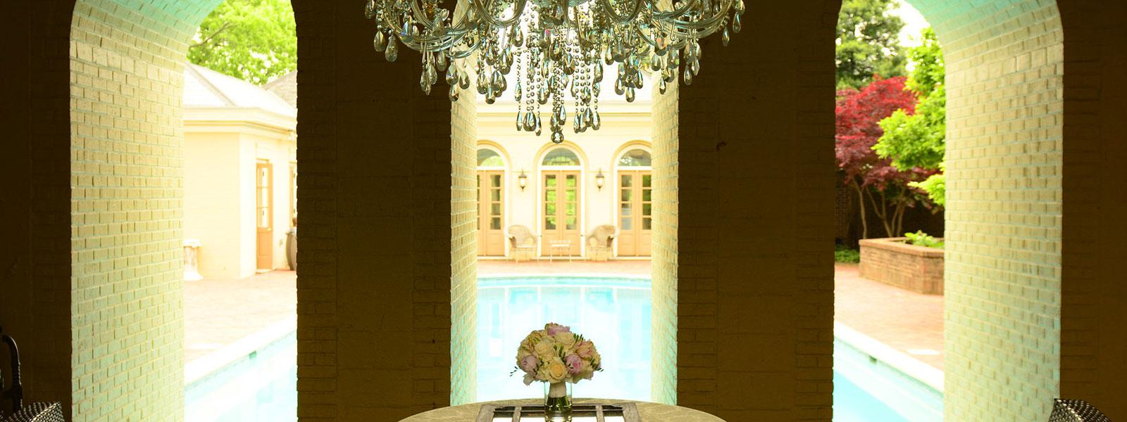 East ivy mansion wedding