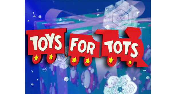 Toys For Tots Raffle : Event home page